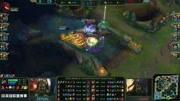 LOLS8全球总决赛,猫戏老鼠决胜局IG把FNC打得落花流水