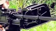 一次陰差陽錯 卻讓中國意外研制出全球最輕重機槍 至今無人能及