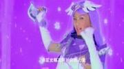 巴啦啦小魔仙:貝貝公主使出雙子變身,與小藍合力對付黑魔仙