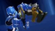 迷你特工队x 第19集 黑暗杀手 黑暗骑士图片