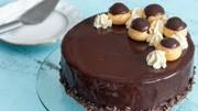 一款三個女孩背影蛋糕, 很是喜歡, 一看就是送給閨蜜的
