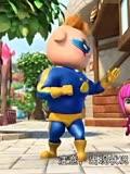 猪猪侠之火车守卫者第4集很多积木梦想图片