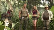 《勇敢者游戲:決戰叢林》巨石強森勇猛闖關只求一線生機