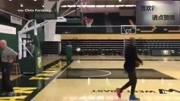 NBA2k18手游:火箭vs凯尔特人,第一节比赛
