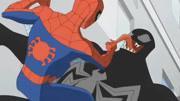 冰雪奇緣,艾麗莎的頭發被蜘蛛俠玩壞了!