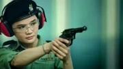 《機動部隊》感情篇預告:蔡卓妍 林峯 戰斗中互相陪伴