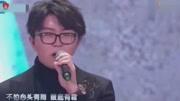 毛不易现场演唱成名曲《消愁》台下的黄晓明钟汉良享受其中!