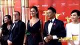 第18屆上海電影節 《魔卡行動》劇組亮相紅毯
