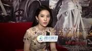 劉亦菲爆料古天樂拍哭戲,演技讓人折服