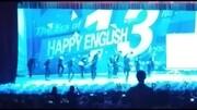 场舞大赛_哈尔滨学院第十三届外语学院happyenglish大赛串场舞【bangbangbang】