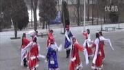 甘肅省景泰縣楓林鍋莊舞協會53――青海海棠園尼瑪隊在景泰1515286141948