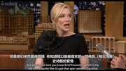 The Tonight Show with Jimmy Fallon 【凯特布兰切特】