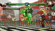 拳皇MUGEN:草薙京VS阿修 當草薙劍現身的一刻這局已沒有懸念