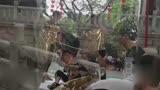 《挑戰者聯盟》廣州錄制范冰冰席地而坐金色戰衣吸睛