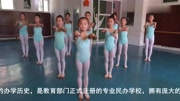 兒童舞蹈_芭蕾舞_小天鵝 完整舞蹈演示