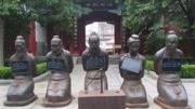 山西的一个小山村里,全是杨家将的后人,还完好保存祠堂700多年