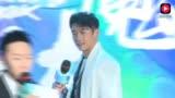 """《降魔傳》發布會,鄭愷現場展示""""白衣飄飄""""!"""