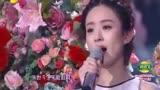 趙麗穎張碧晨現場演唱《楚喬傳》主題曲, 穎寶唱得真好聽