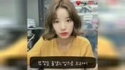 韩式短发卷发教程,简简单单的就能成为小公主!