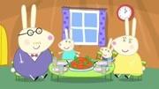亲子启蒙英语儿歌:小宝贝真可爱,爱吃萝卜和青菜惹的妈妈真喜爱