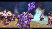 魔兽7.3.2动画 脚男杀入万神殿 最终泰坦阿古斯现世 众泰坦传功