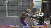 奧特曼格斗進化重生,小熙被哥哥一個大招直接秒掉了