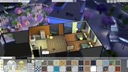 模拟人生1i'9�'kK�_《模拟人生4城市生活》ep02脱离家庭