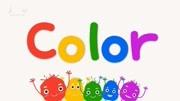 各种图案拼成恐龙图案学习英文颜色和恐龙英文名称