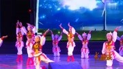 鐵木爾編舞的蒙古族風格性組合,民大尖子班表演,重復看了8遍