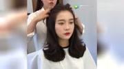 韓式碎劉海剪法