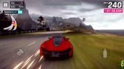 《狂野飆車8》54秒完成比賽取得第一名,太厲害了