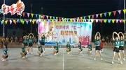 广场舞十四人变队形《油菜花开》图片
