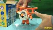 超级飞侠胡须爷爷的变形机器人