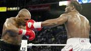英国第一拳王刘易斯最为暴力的五大KO瞬间