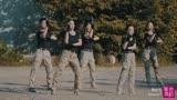 單色舞蹈(武漢)徐東館拉丁舞《紅海行動》