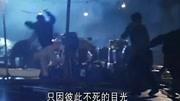 老梁說當時他在香港的地位是至尊無上的,他的歌比譚詠麟的歌還早