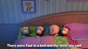 Ten Little Indians - Learn Englis...oo Kids_clip14
