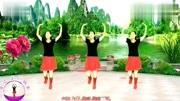 """廣場舞 教學: """"幸福銀川""""廣場民族健身舞DVD示范2"""