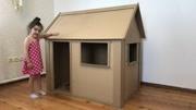 DIY:廢棄的紙箱別扔!自制簡易家具一點不廉價,木匠師傅看呆了