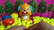 贝瓦喜蛋彩虹惊儿歌出奇蛋教师蛋视频奇趣中国60年代玩具的备课本图片