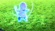 神奇宝贝-喷火龙回归首战与哈克龙-皮卡丘决战快龙--场面高能!