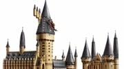 樂高LEGO 75954 哈利波特:霍格沃茨城堡 搭建教程