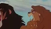 獅子王2(片段)高孚琪拉雅產生感情