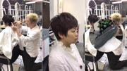 短发纹理烫@AITAKUMI