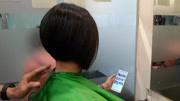 經典波波頭修剪技術,學剪發必須先會這個