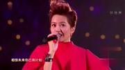 跨年演唱會:梁詠琪驚艷開嗓《中意他》!歡快旋律令人愉悅!