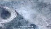 《流浪地球》地表成冰天雪地,吳京角色犧牲,曾在空間站沉睡12年