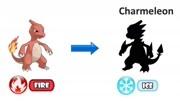 【神奇宝贝变属性】甲贺忍蛙变冰属性,也太酷炫了吧!
