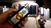 假面騎士DecadeCSM腰帶上手視頻