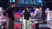 郑爽拍戏获男友甜蜜探班,张恒好奇心十足,两人用眼神交流超默契